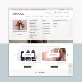 Intuityvus ir autentiškas web dizainas / Not Monday / Darbų pavyzdys ID 456953
