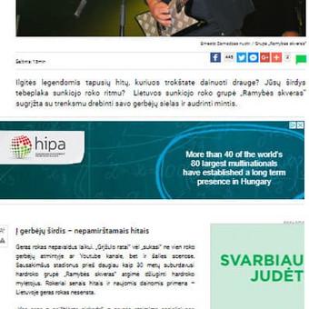 Žurnalistė, rašytoja (visi miestai) / Asta Volkovaitė / Darbų pavyzdys ID 457403