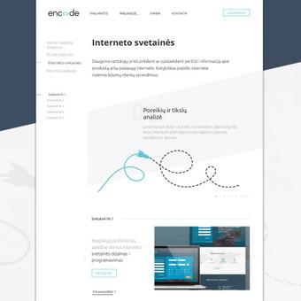 Intuityvus ir autentiškas web dizainas / Not Monday / Darbų pavyzdys ID 457553