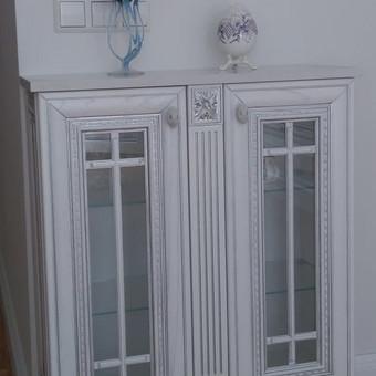 """Virtuvės baldai. Vonios baldai. Akmuo. UAB """"Forestė"""" / Dizainerė Audronė Baldai-Interjeras / Darbų pavyzdys ID 457915"""