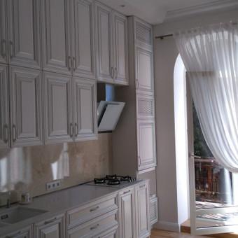 """Virtuvės baldai. Vonios baldai. Akmuo. UAB """"Forestė"""" / Dizainerė Audronė Baldai-Interjeras / Darbų pavyzdys ID 457917"""