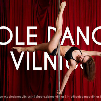 Šokiai, šokių pamokos, pole dance / Pole dance Vilnius / Darbų pavyzdys ID 457965