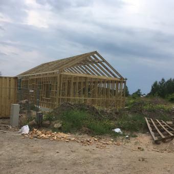 Statybos ir remonto darbai Šiauliuose / Paulius Buivydas / Darbų pavyzdys ID 458503