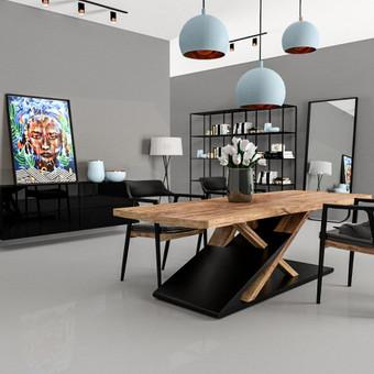 3D vizualizacijų rengimas/3D planai/interjero projektavimas / Agnė / Darbų pavyzdys ID 458921