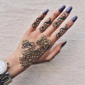 Henna tatuiruotes / Leo Pievoriunas / Darbų pavyzdys ID 459521