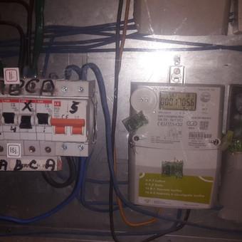 Atestuoto elektriko paslaugos / Laimonas / Darbų pavyzdys ID 460055