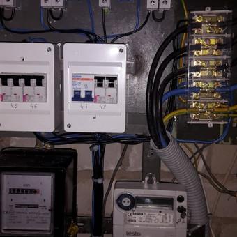 Atestuoto elektriko paslaugos / Laimonas / Darbų pavyzdys ID 460067