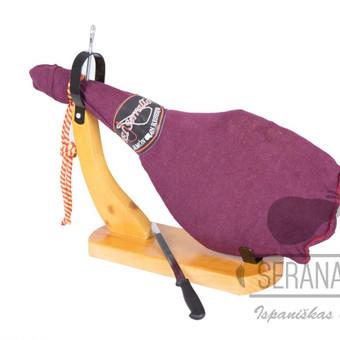 Ispnaniški vytinti mėsos gaminiai bei kiti produktai / MB SERANAS / Darbų pavyzdys ID 460809