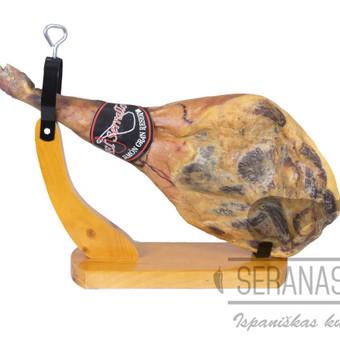 Ispnaniški vytinti mėsos gaminiai bei kiti produktai / MB SERANAS / Darbų pavyzdys ID 460811