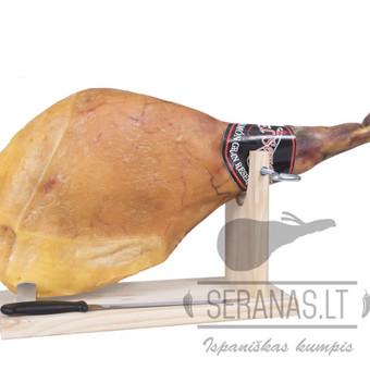 Ispnaniški vytinti mėsos gaminiai bei kiti produktai / MB SERANAS / Darbų pavyzdys ID 460815