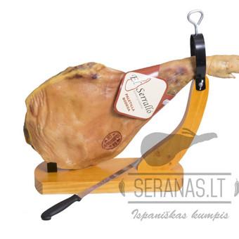 Ispnaniški vytinti mėsos gaminiai bei kiti produktai / MB SERANAS / Darbų pavyzdys ID 460823