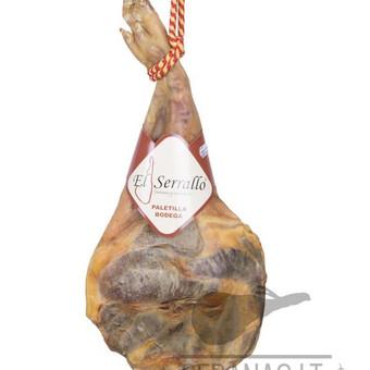 Ispnaniški vytinti mėsos gaminiai bei kiti produktai / MB SERANAS / Darbų pavyzdys ID 460835