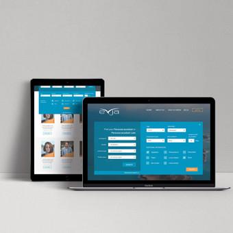 Penktadieniškai gražus web dizainas / Not Monday / Darbų pavyzdys ID 460987