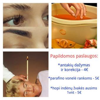 Kosmetologė Viktorija / Viktorija / Darbų pavyzdys ID 461063