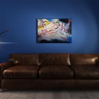 Dailininkė Vilniuje / Artroom Studija / Darbų pavyzdys ID 461339