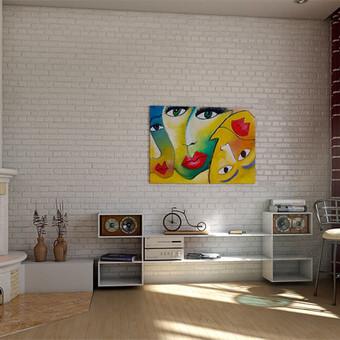 Dailininkė Vilniuje / Artroom Studija / Darbų pavyzdys ID 461347