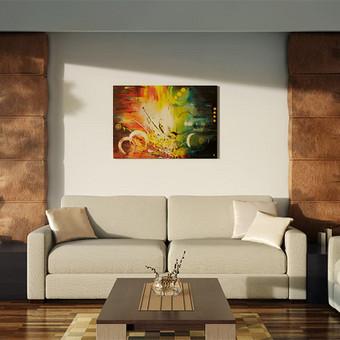Dailininkė Vilniuje / Artroom Studija / Darbų pavyzdys ID 461349