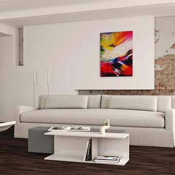 Dailininkė Vilniuje / Artroom Studija / Darbų pavyzdys ID 461357