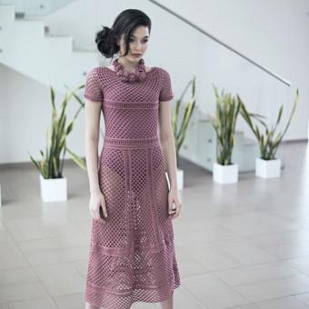 Nerta ilga suknelė