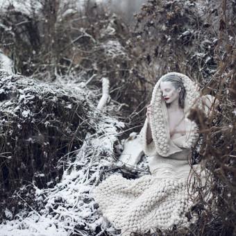Nertas žieminis rūbas
