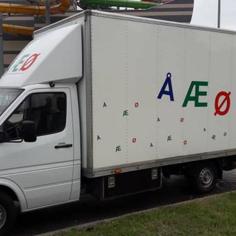 Kroviniu pervežimo,perkraustymo paslaugos / Alverma / Darbų pavyzdys ID 461641