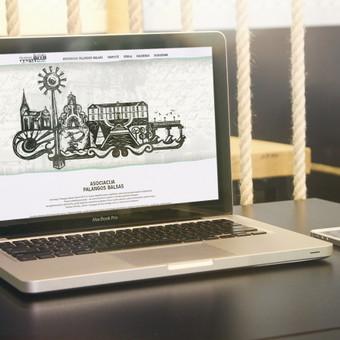WEB / GRAFIKOS dizaineris / Ernestas Martinkus / Darbų pavyzdys ID 68394