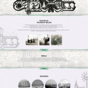 WEB / GRAFIKOS dizaineris / Ernestas Martinkus / Darbų pavyzdys ID 68397