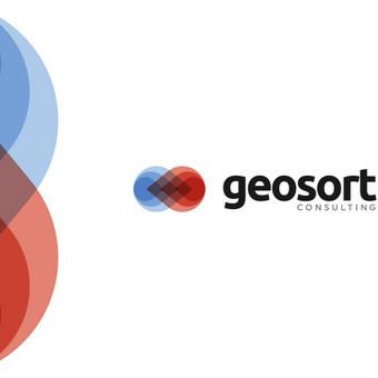 GeoSort consulting -  logotipas       Logotipų kūrimas - www.glogo.eu - logo creation.