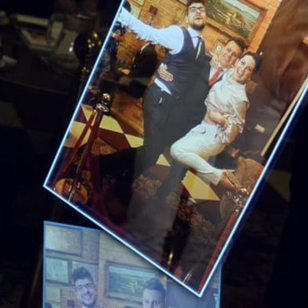 Neeilinė pramoga - fotografuojantis veidrodis / FotoMirror.lt / Darbų pavyzdys ID 462603