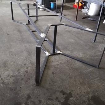 Nestadartiniai gaminiai iš plieno, plieno pjovimas CNC / Justas / Darbų pavyzdys ID 462617