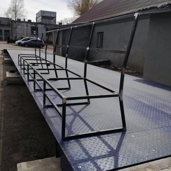 Nestadartiniai gaminiai iš plieno, plieno pjovimas CNC / Justas / Darbų pavyzdys ID 462621