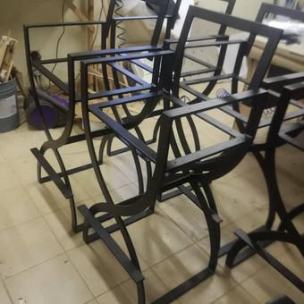 Nestadartiniai gaminiai iš plieno, plieno pjovimas CNC / Justas / Darbų pavyzdys ID 462623