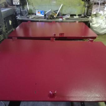 Nestadartiniai gaminiai iš plieno, plieno pjovimas CNC / Justas / Darbų pavyzdys ID 462627