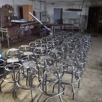 Nestadartiniai gaminiai iš plieno, plieno pjovimas CNC / Justas / Darbų pavyzdys ID 462641