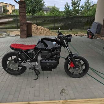 Jaunosios pavežimas motociklu / Dėl motociklo / Darbų pavyzdys ID 463141