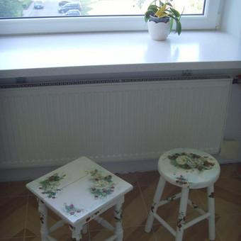 """Virtuvės baldai. Vonios baldai. Akmuo. UAB """"Forestė"""" / Dizainerė Audronė Baldai-Interjeras / Darbų pavyzdys ID 463679"""