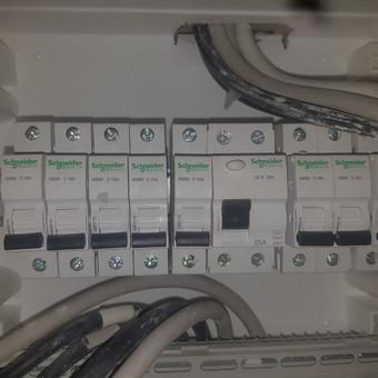 Elektros instaliacijos, remonto ir priežiūros darbai / UAB ,,Servisas verslui / Darbų pavyzdys ID 464257