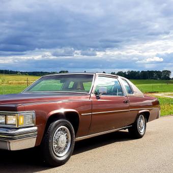 Tobulas Cadillac ir kiti / Pirmyn į praeitį / Darbų pavyzdys ID 464271