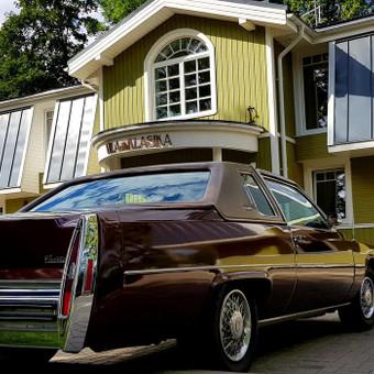 Tobulas Cadillac ir kiti / Pirmyn į praeitį / Darbų pavyzdys ID 464275
