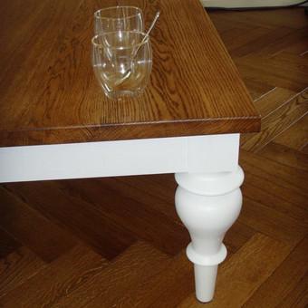 """Virtuvės baldai. Vonios baldai. Akmuo. UAB """"Forestė"""" / Dizainerė Audronė Baldai-Interjeras / Darbų pavyzdys ID 464411"""