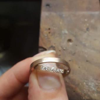 Juvelyrė, juvelyrikos bei aksesuarų dizainerė / Viktorija Agne / Darbų pavyzdys ID 464773