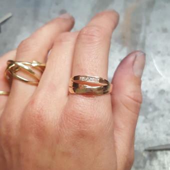 Juvelyrė, juvelyrikos bei aksesuarų dizainerė / Viktorija Agne / Darbų pavyzdys ID 464751
