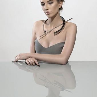 Juvelyrė, juvelyrikos bei aksesuarų dizainerė / Viktorija Agne / Darbų pavyzdys ID 464815
