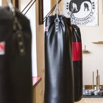Tailandietiško bokso - MuayThai treniruotės Vilniuje. / MuayThai klubas SINOBIS / Darbų pavyzdys ID 464897