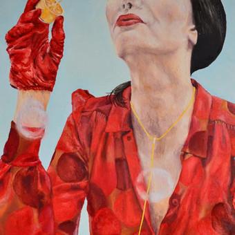 Portretų tapymas / Jolita Linkevičiūtė / Darbų pavyzdys ID 464921