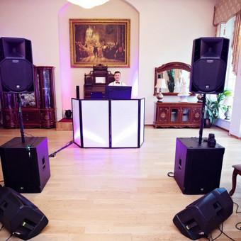 Vedėjas ir DJ viename - kokybiškas įgarsinimas, apšvietimas / ProDisco.lt / Darbų pavyzdys ID 465003