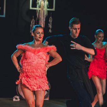Šokiai, Šokių pamokos, Vestuvinis šokis, Šou, / ŠOKIO MAGIJA / Darbų pavyzdys ID 465139