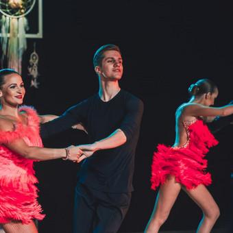 Šokių pamokos, Vestuvinis šokis, Šou, Šokiai renginiuose / ŠOKIO MAGIJA / Darbų pavyzdys ID 465141