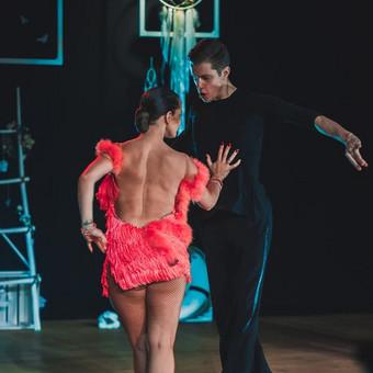 Šokių pamokos, Vestuvinis šokis, Šou, Šokiai renginiuose / ŠOKIO MAGIJA / Darbų pavyzdys ID 465143