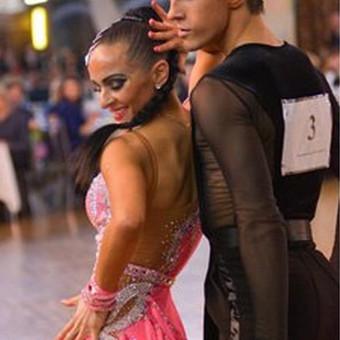 Šokiai, Šokių pamokos, Vestuvinis šokis, Šou, / ŠOKIO MAGIJA / Darbų pavyzdys ID 465183